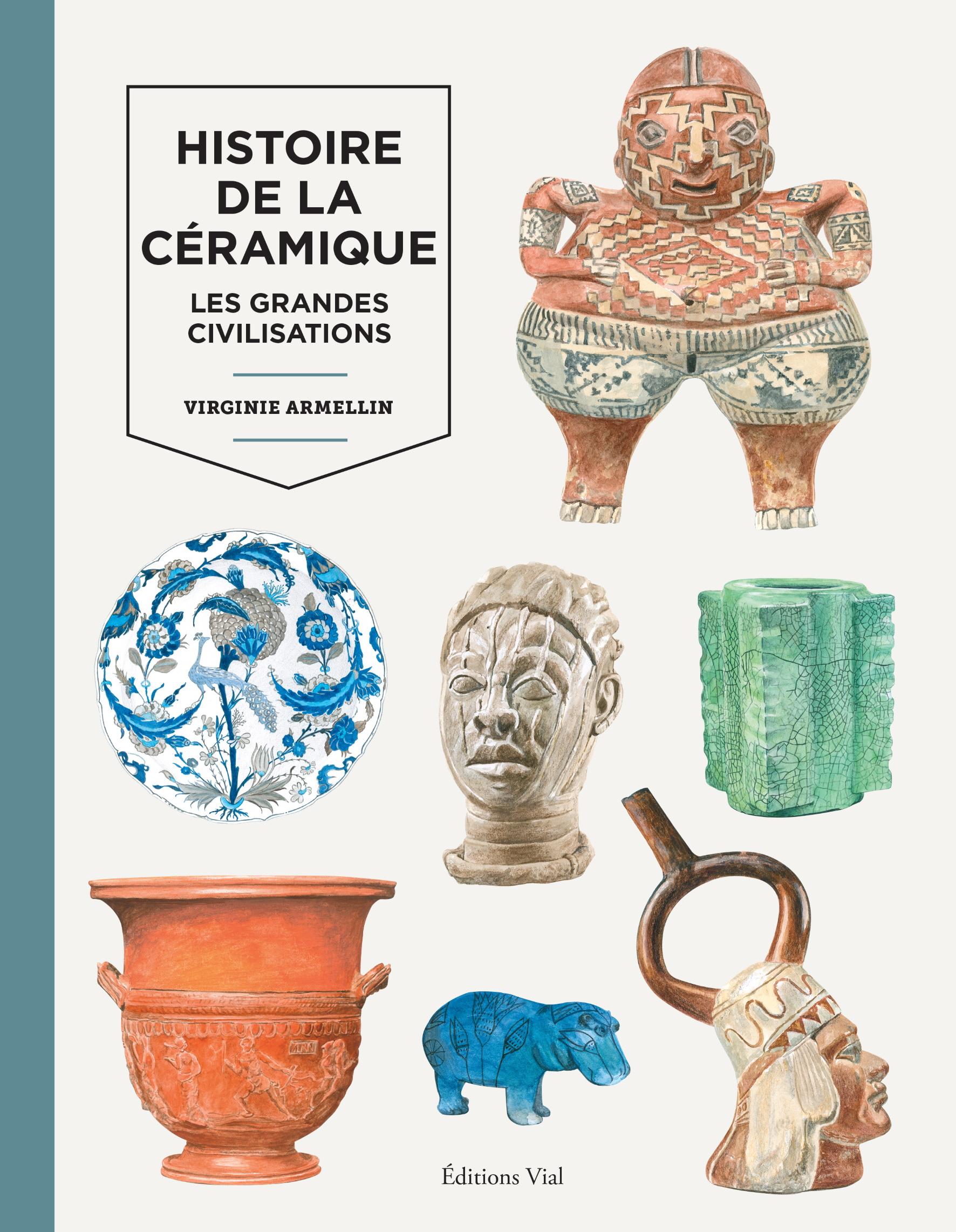 Histoire de la céramique vol. 1.